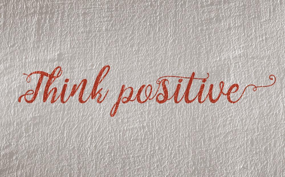 Alla ricerca dell'energia positiva
