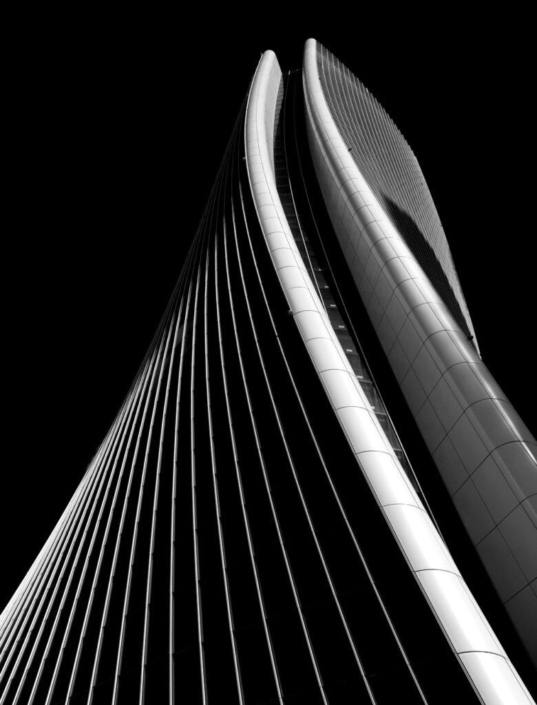 grattacielo nero