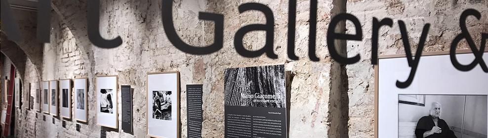 Nel cuore di Lombardi Arte Gallery, Siena