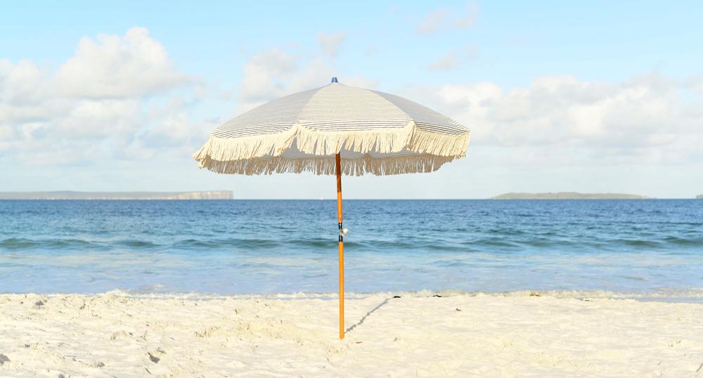 ombrellone in vacanza