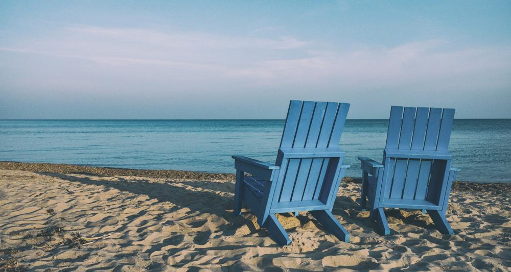 vacanza in spiaggia